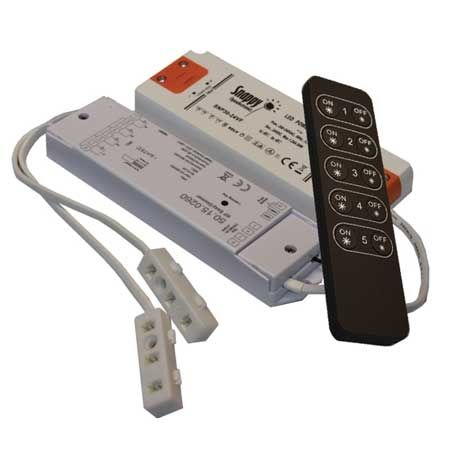 LED RF Driver/dimmer 30 watt
