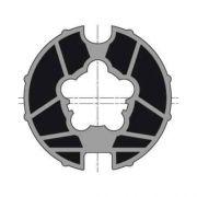Meenemer & adapter buis 78 Somfy