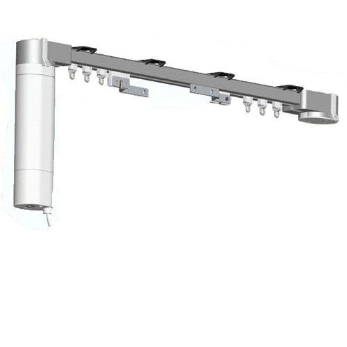 Elektrische gordijnrails Brel 3m tot 4m