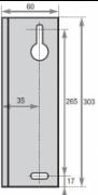 Actie knikarmscherm Ibiza Plus 5000 X 3000 mm