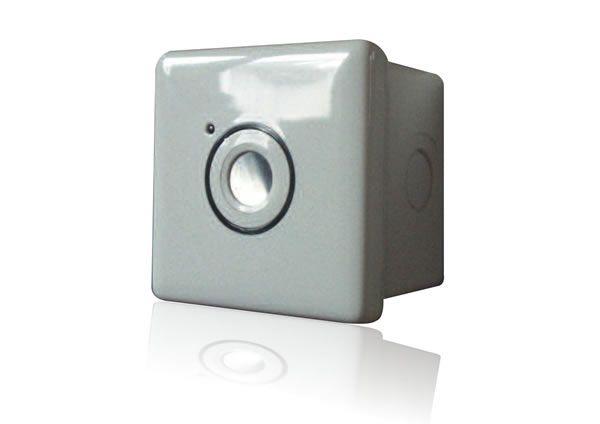 Drukknop met timer infraroodverwarmers